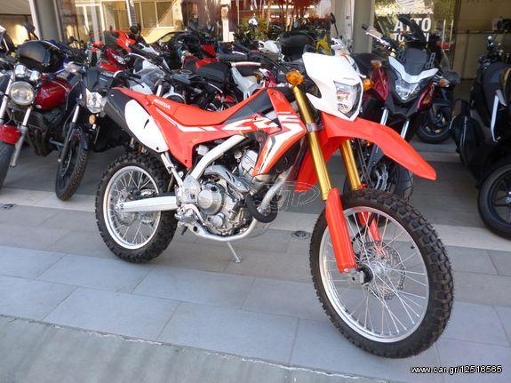 Honda Crf 250 L 19 5550 Eur Cargr