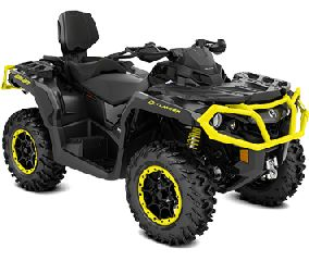 CAN-AM Outlander 1000R Max Xt-P