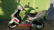 Peugeot Speedfight2 100 Silversport SPEEDFIGHT