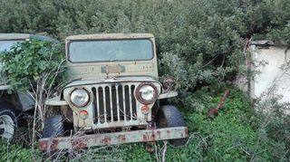 Jeep Willys M38 CJ3A και CJ2A