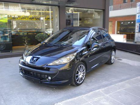 peugeot 207 rallye 1600cc 16v 08 7 300 eur car gr rh car gr White Black Peugeot 207 GTI Peugeot 207 Iran