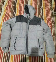Μπουφάν Adidas ζεστό Πολυεστέρας e4df40926fc