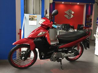 Suzuki Address 125 Injection