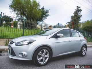 Ford Focus 1.0 SPORT (CLIMA+ALLOY) +BOOK