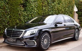 Mercedes-Benz S 65 AMG LONG-ΝΕW-F.EXTRA-MANSORY 21''