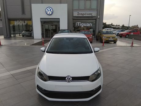 Volkswagen Polo 1.4 TDI 75PS CONCEPTLINE 5D '16 - € 11.400 EUR