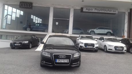 Audi A3 A3 1.2TSI AMBITION 102PS '10 - € 12.000 EUR (Συζητήσιμη)