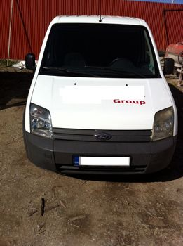 Ford  TRANSIT CONNECT 1.8 TDCI '09 - € 7.500 EUR