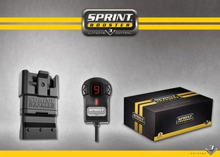 SPRINT BOOSTER 'SELECTABLE PROGRAMMING'