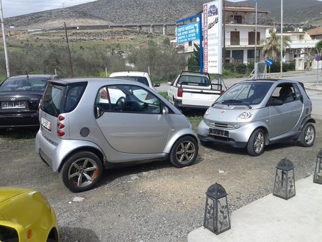 Smart ForTwo  '06 - € 3.990 EUR