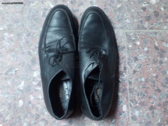 435447906b Ανδρικά δετά παπούτσια Boss Shoes Νο 45 - € 30 EUR - Car.gr