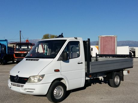 Mercedes-Benz  Sprinter 313cdi       '01 - € 1 EUR