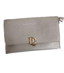 a4a9946b25 Τσάντα φάκελος δερματίνη με κούμπωμα μαγνήτη (Χρυσό)