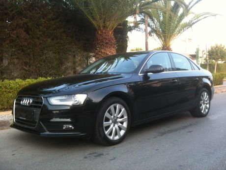 Audi A4 TFSI 120PS LIMITED '13 - 16.800 EUR