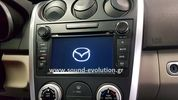 PHONOCAR ΜΟΝΙΤΟΡ 10inch DVD-USB-SD & VIPER ALARM  MAZDA CX-7 www.sound-evolution.gr - € 285 EUR
