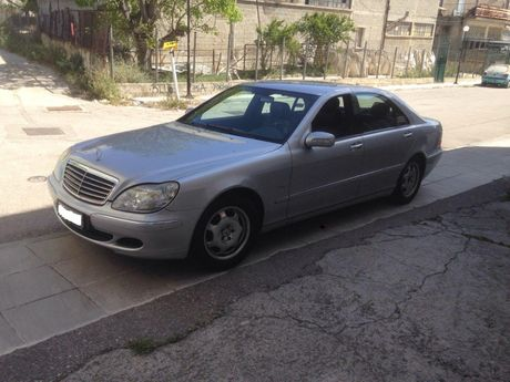 Mercedes-Benz S 350 LONG '03 - 12.000 EUR