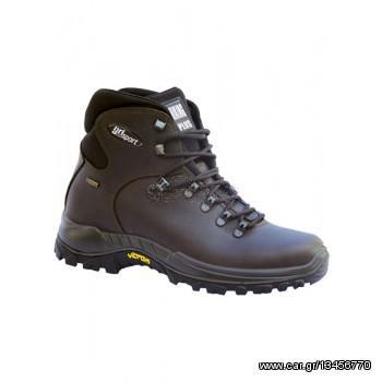 e21c2e60a GRISPORT Ορειβατικό Μποτάκι Grisport Αδιάβροχο Καφέ Λαδιού 10303 Παλιά  Σχεδίαση
