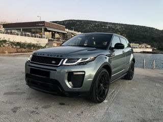 Land Rover Range Rover Evoque HSE DYNAMIC BLACK PACK LED