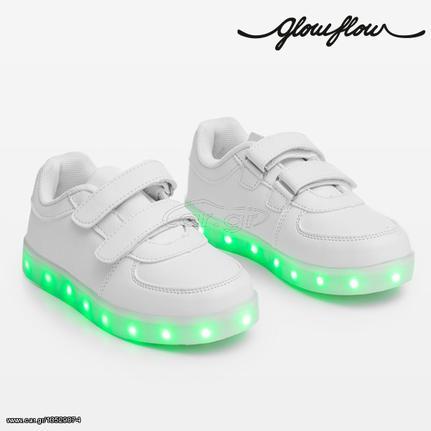 a5da5084581 Αθλητικά Παιδικά Παπούτσια με φωτάκια LED GlowFlow - € 29,90 - Car.gr