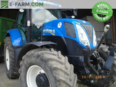 New Holland  T7-170 '13 - 56.000 EUR