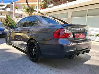 BMW SERIES 3 E90-91 REAR SPOILER M PERFOMANCE