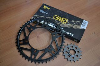 AFAM KIT 520 (RLK REAR SPROCKET)