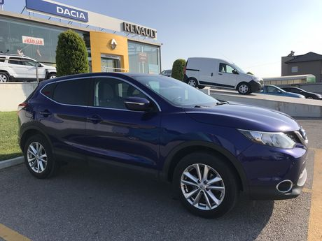 Nissan Qashqai 1.5 DCI CONNECT PANORAMA '14 - 18.500 EUR