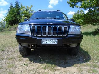 Jeep Grand Cherokee 2.7 CRD DIESEL LIMITED AUTO