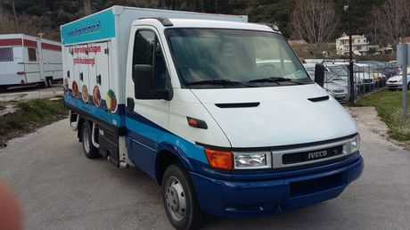 Iveco  Daily 3.5 τονο '01 - 6.990 EUR