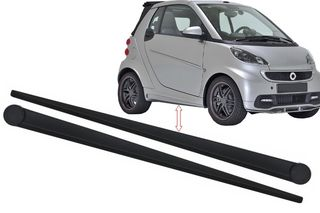 SMART 451 BRABUS REPLICA DECORATIVE STRIP FOR SIDE SKIRTS