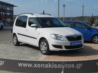 Skoda Roomster STYLE ΠΕΤΡΕΛΑΙΟ