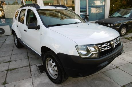 Dacia Duster FACELIFT 4X4 AMBITION 1.5DCI  '14 - € 10.900 EUR