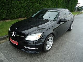 Mercedes-Benz C 180 LOOK AMG