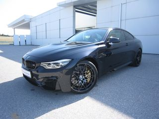 Bmw M4 Coupe M Competition Facelift