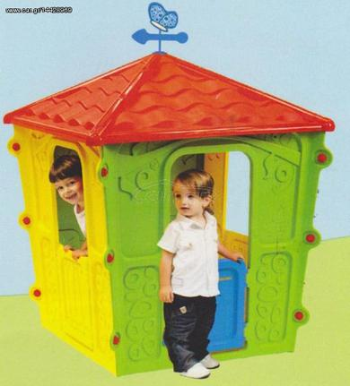 b726e81f3e7f Πλαστικό Σπιτάκι Κήπου Country Play House 56-560 - € 90 EUR - Car.gr