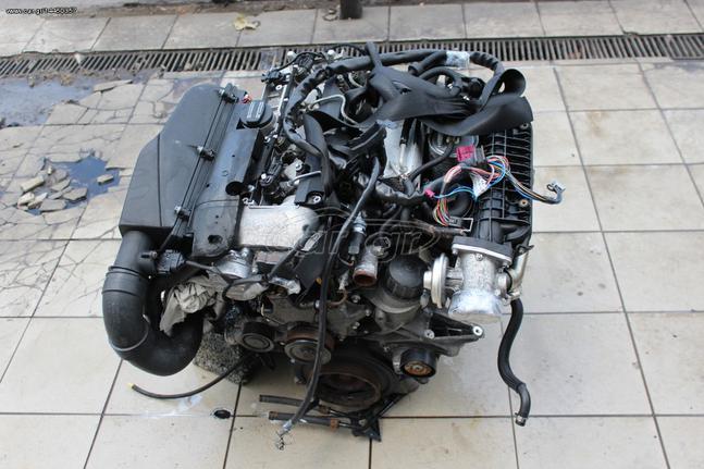 MERCEDES 220CDI W202-203-KAI GIA SPRINDER TYPOS 611962 - € 1 500 - Car gr