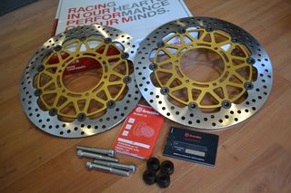 BREMBO RACE 320mm BRAKE DISKS GSX-R 1000
