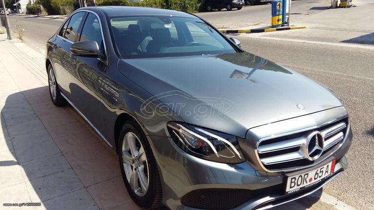 Mercedes-Benz E 220 AVANTGARDE KOMPRESSOR '17 - € 1 - Car gr