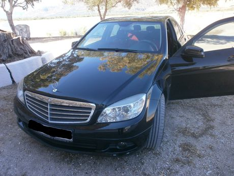 Mercedes-Benz C 180 BLUE EFFICIENCY '10 - € 18.000 EUR (Συζητήσιμη)