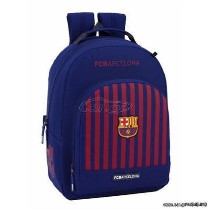 c05d71f5c2 Barcelona Σχολική Τσάντα Barcelona με το σήμα της ομάδας - Αυθεντικό Προϊόν  (100-100-698) Παλιά Σχεδίαση