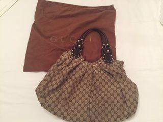 46b0ae5810 ΑΥΘΕΝΤΙΚΉ γυναικεία τσάντα GUCCI σε άψογη κατάσταση