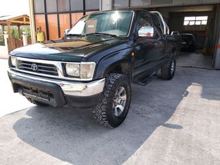 Toyota Hilux 4X4 ABS 2AIRBAGS TURBO 2L-T