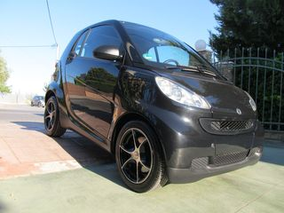Smart ForTwo PANORAMA- A/C-ALL BLACK