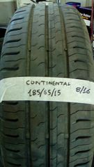 4-Tεμαχια 185/65/15 Continental ContiEcoContact 5 DOT 08/16