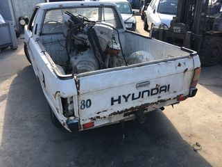HYUNDAI PONY PICK UP 1200