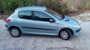 Peugeot 206 1.4 8V COLOR LINE AEΡΙΟ