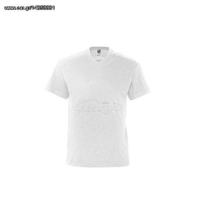 b57025ee0648 Sol s Victory 11150 Ανδρικό t-shirt με λαιμόκοψη 100% βαμβάκι - ASH 300  Παλιά Σχεδίαση