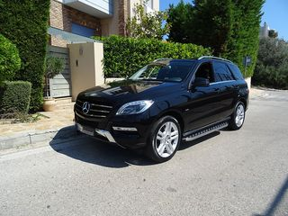 Mercedes-Benz ML 250 BLUETEC 4MATIC PANORAMA NAVI