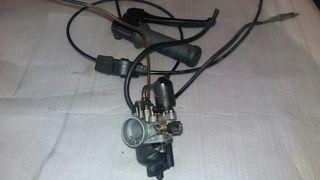 Carburettor Dellorto PHVB 20.5 Ed for GILERA PIAGGIO Runner TPH TYPHOON HEXAGON 2t