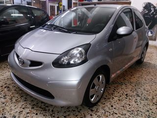 Toyota Aygo  CITY 1.0CC 5DOORS AΡΙΣΤΟ